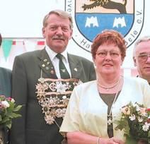 Schützenkönigspaar 2000