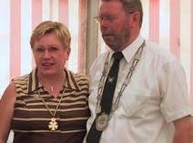 Schützenkönigspaar 2003