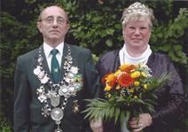 Schützenkönigspaar 2004