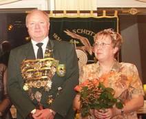 Schützenkönigspaar 2006