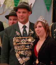 Schützenkönigspaar 2014